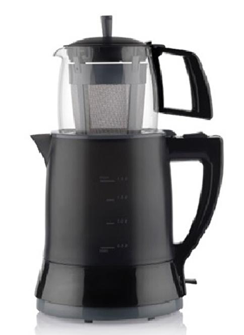 Schafer Çaydanlık Siyah